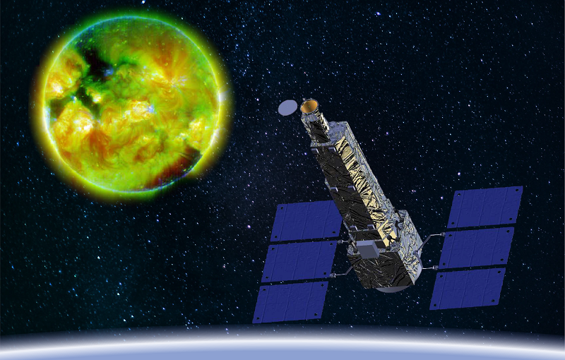 Selected at ISAS/JAXA as 4th Competitively-chosen Middle-class mission | Next-generation solar-observing satellite Solar-C_EUVST